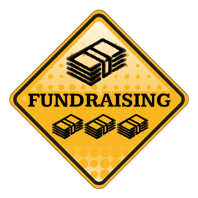Fundraise Button