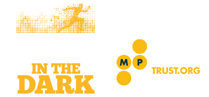 Run in the dark logo
