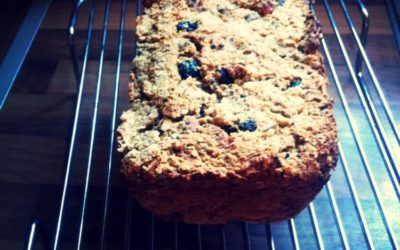 Nutty Porridge Bread