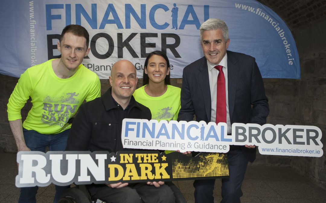 Run in the Dark announces Financial Broker as Irish event sponsor